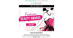 [lookfantastic] Ready for Fashion Week? | Fashion Beauty Awards is live!