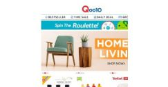 [Qoo10] Sunday Super Sales! Shop the newest products, latest trends & bestselling items under one roof!