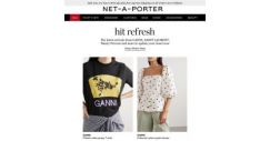 [NET-A-PORTER] Stop what you're doing — today's What's New has arrived