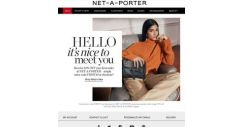 [NET-A-PORTER] 10% off, just for you