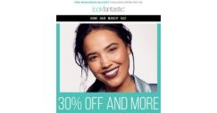 [lookfantastic] 30% OFF – PIXI, By Terry, Perricone MD and more