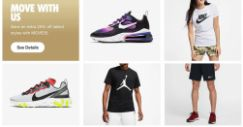 Nike Singapore: Enjoy 25% OFF Your Online Order with Promo Code!