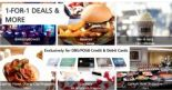 DBS/POSB Cards: 1-for-1 and Other Offers on Shopping, Travel, Online and More!