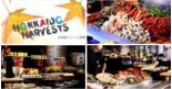 Triple Three: Hokkaido Harvests Buffet is Back + 50% OFF 2nd Adult Diner with DBS/POSB Cards