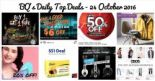 BQ's Daily Top Deals: Sennheiser Festive Offers, UOB $1 Offer with UOB Mighty or Apply Pay, Ripples 20% OFF, ASOS 25% OFF Autumn Essentials, Timberland 20% OFF Online, AirAsia Up to 50% OFF, ComfortDelGro $6 OFF Coupon Code & Burger King Buy 1 Get 1 FREE Zom-B Burger