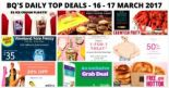BQ's Daily Top Deals: FREE Hottok Giveaway, FREE Cheese Tart Giveaway, Zara Mid Season Sale, Burger King $2 Ice Cream Floats, Starbucks 1-for-1 Drink, $10 GrabTaxi Code & More!