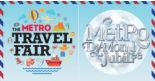 Metro: The Metro Travel Fair with 20% OFF Regular-Priced Items & Up to 60% OFF Sales Items