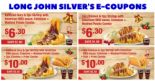 Long John Silver's: 19 E-Coupons to Save Up to $4.70!