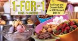 Swensen's: Enjoy 1-for-1 Ice Cream & Dessert Buffet at ION Orchard!