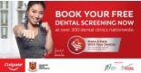 Colgate Singapore: FREE Dental Checkups at Participating Dental Clinics in March!