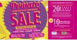 Isetan: Private Sale with Exclusive 20% Rebate Voucher on Cosmetics & Fragrances & Coupon Deals!