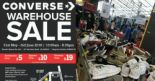 Converse: Warehouse Sale 2018 with Prices Starting from $5!