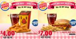Burger King: Save Up to $5.65 on Cheesy BBQ Beef Value Meal & Chicken Fries Set!