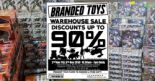 Sheng Tai Toys: Branded Toys Warehouse Sale with Up to 90% OFF Gundam, Power Rangers, Tomica, Shopkins & More!