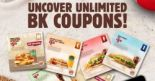 Burger King: Save Up to 50% with All NEW BK Coupons!