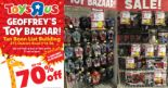 "Toys ""R"" Us: Geoffrey's Toy Bazaar is Back with Up to 70% OFF Toys from LEGO, Marvel, Star Wars, Transformers & More!"