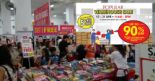 POPULAR: Warehouse Sale with Up to 90% OFF on Stationery, Assessment Books, Music and Gadgets & IT Products!