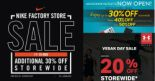 IMM: Vesak Day Sale – Additional Up to 50% OFF at Nike, Under Armour & Moleskine Outlets!