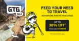 Scoot: GTG Sale with Up to 30% OFF Economy Fares to China, Taiwan, Korea & Japan!