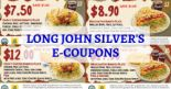 Long John Silver's: NEW Mexican Burrito Plates & Discount Coupons!