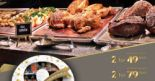 Buffet Town: Enjoy a Buffet Lunch for 2 Pax at Only $49 Nett!