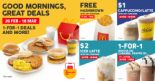 Mcdonald's: Enjoy 1-for-1 Mocha or Caramel Frappe, FREE Hashbrown, $2 Iced Latte & $1 Cappuccino/Latte Deals!
