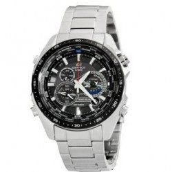 Casio Men's EQS500DB-1A1 Edifice Stainless Steel Multi-Function Chronograph Watch $144.27 ($250,42% off) by Amazon