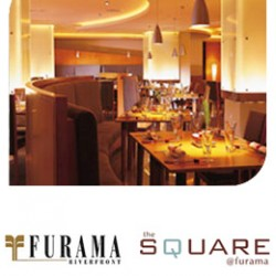 [UOB Cards]Furama Riverfront Singapore - 1-for-1 buffet lunch and dinner with UOB cards