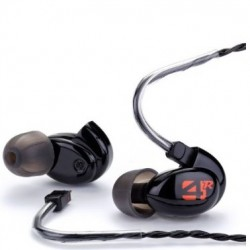 Westone 4R Series Quad-Driver Universal Fit Earphone with Removable Cable, Black is offered at $319.95 (U.P. $499.00) by Amazon