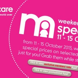 Up to 70% OFF! Mothercare Weekend Spcials