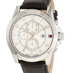 29% OFF! Tommy Hilfiger Men's Dial Watch offered at US$82.03 by Amazon