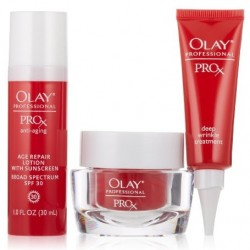 28% OFF! Olay Professional Pro-X Intensive Wrinkle Protocol 1 Kit offered at $32.34 by Amazon