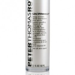 23% OFF! Peter Thomas Roth Facial Expression Line Serum, Un-Wrinkle Deep Wrinkle offered at US$150.09 by Amazon