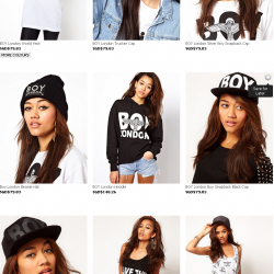 Additional 10% OFF! BOY LONDON all products at ASOS.COM