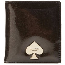 25% OFF with promo code BFSHOE25 at checkout! Kate Spade Glitter Bug Small Stacy Wallet offered at US$51
