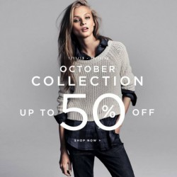 Up to 50% OFF! Mango October Collection