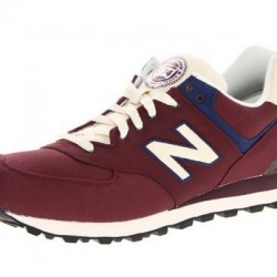 25% OFF with promo code BFSHOE25 at checkout! New Balance Men's ML574 Rugby Fashion Sneaker offered at US$56.25