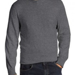 50% OFF! Nautica Men's Long Sleeve Crew Neck Pullover Sweater offered at US$34.39