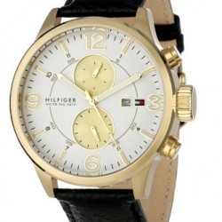 44% OFF + 30% OFF with promo code (30OFFNOV) at Checkout! Tommy Hilfiger Men's Watch Offered at US$61.3