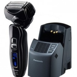 Panasonic ES-LA93-K Arc 4 Mens Electric Shaver with Dual Motor and Cleaning System