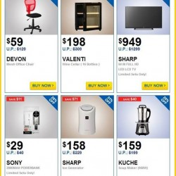 Courts Singapore Weekly Promotion January 2014