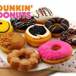 Dunkin' Donuts Singapore Promotion at Groupon.sg