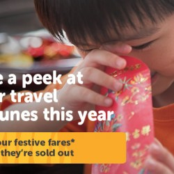 Tigerair Chinese New Year Promotion