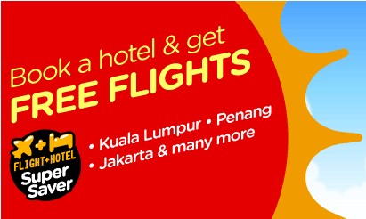 AirAsiaGo Travel Package Promotion February 2014