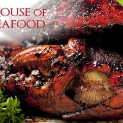 House of Seafood Award-Winning Black Pepper Crab Promotion