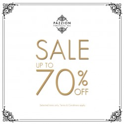 Pazzion Singapore Promotion February 2014