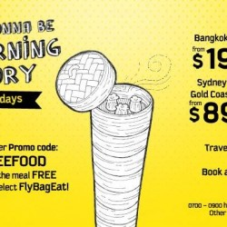 Scoot: MORNING GLORY Tuesday Promotion Feb 2014