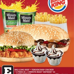 Burger King Singapore: Latest Coupons March 2014