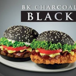 Burger King SG | Charcoal Black Beef/Chicken Delicious