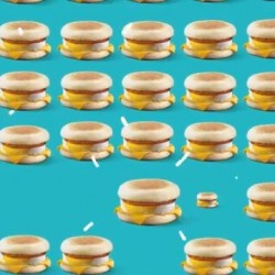 McDonald's Celebrate National Breakfast Day 17 March 2014
